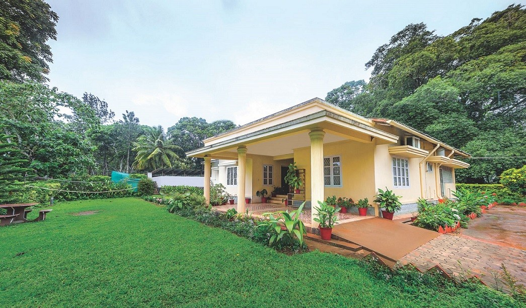Best Cottage in Coorg - Taneerhulla Bungalow, Coorg