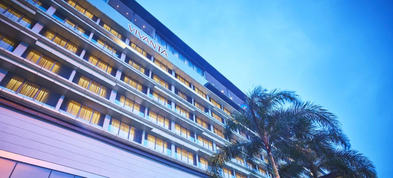 5 Star Hotel in Kolkata - Vivanta Kolkata, EM Bypass