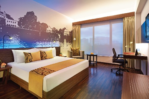 Executive Suite with City View - Vivanta Kolkata EM Bypass