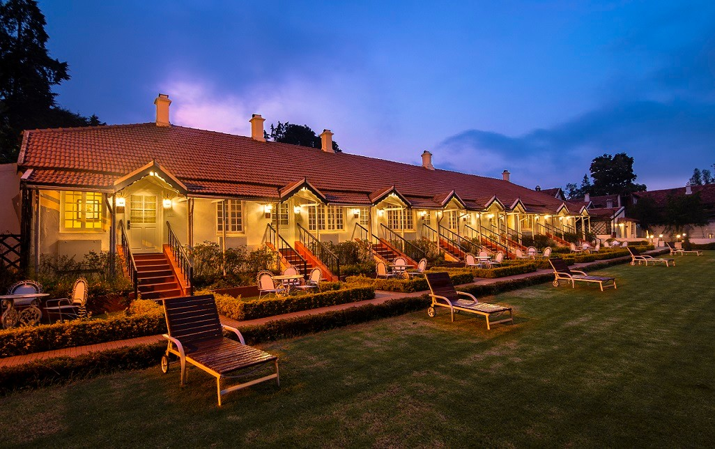 Luxury Villa at Savoy, Ooty - IHCL SeleQtions