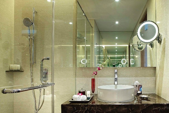 Luxury Amenities at Vivanta Chennai, IT Expressway