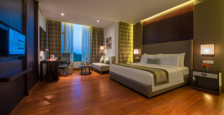 Premium Hotel Room at Vivanta Colombo, Airport Garden
