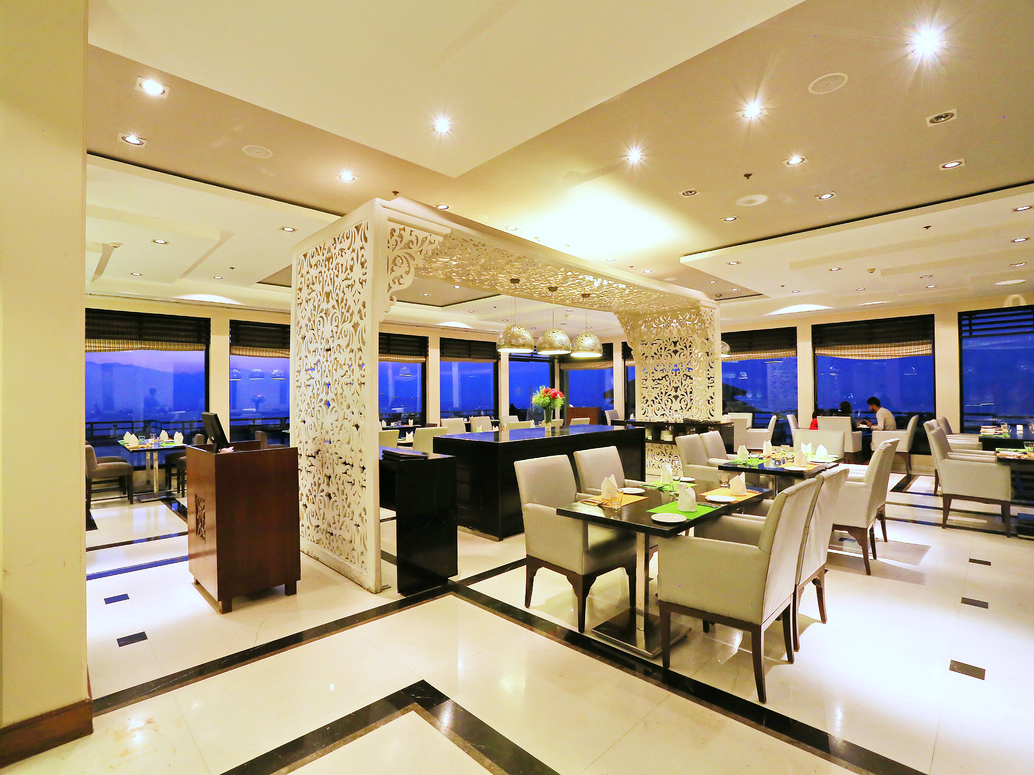 Latitude Fine Dine Restaurants in Srinagar