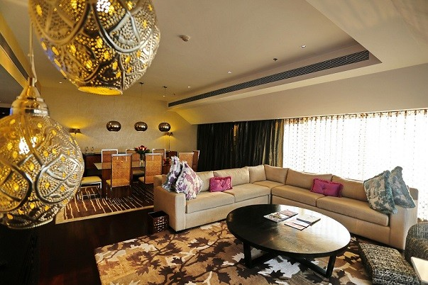 Suites at Vivanta Dal View Srinagar