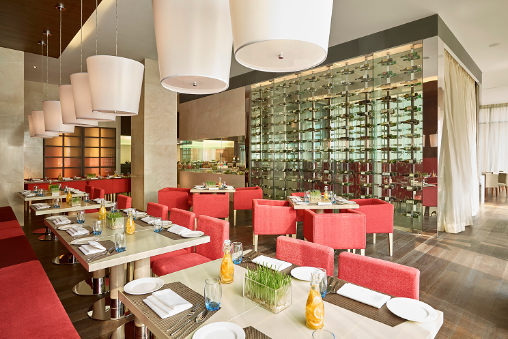 Creo Restaurant at Vivanta Dwarka