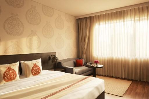 Rooms and Suites in Guwahati - Vivanta Guwahati