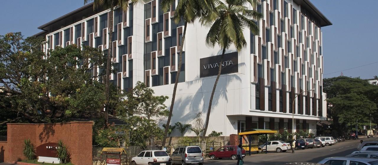 5 Star Business Hotel in Goa - Vivanta Goa, Panaji
