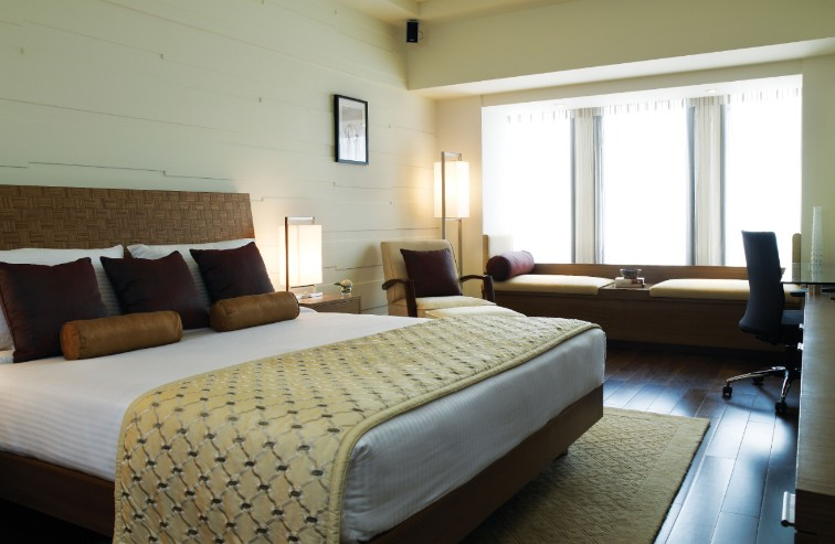 Luxury Superior Room City View Queen Bed at Vivanta Goa, Panaji