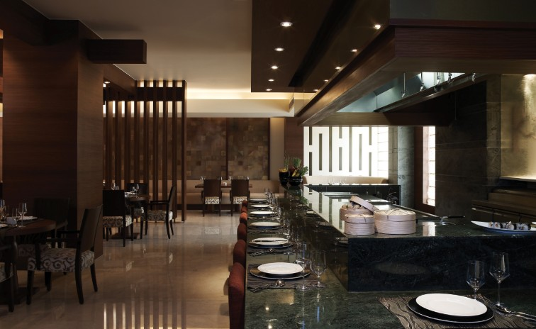 Tamari, The Pan Asian Restaurant at Vivanta Goa Panaji