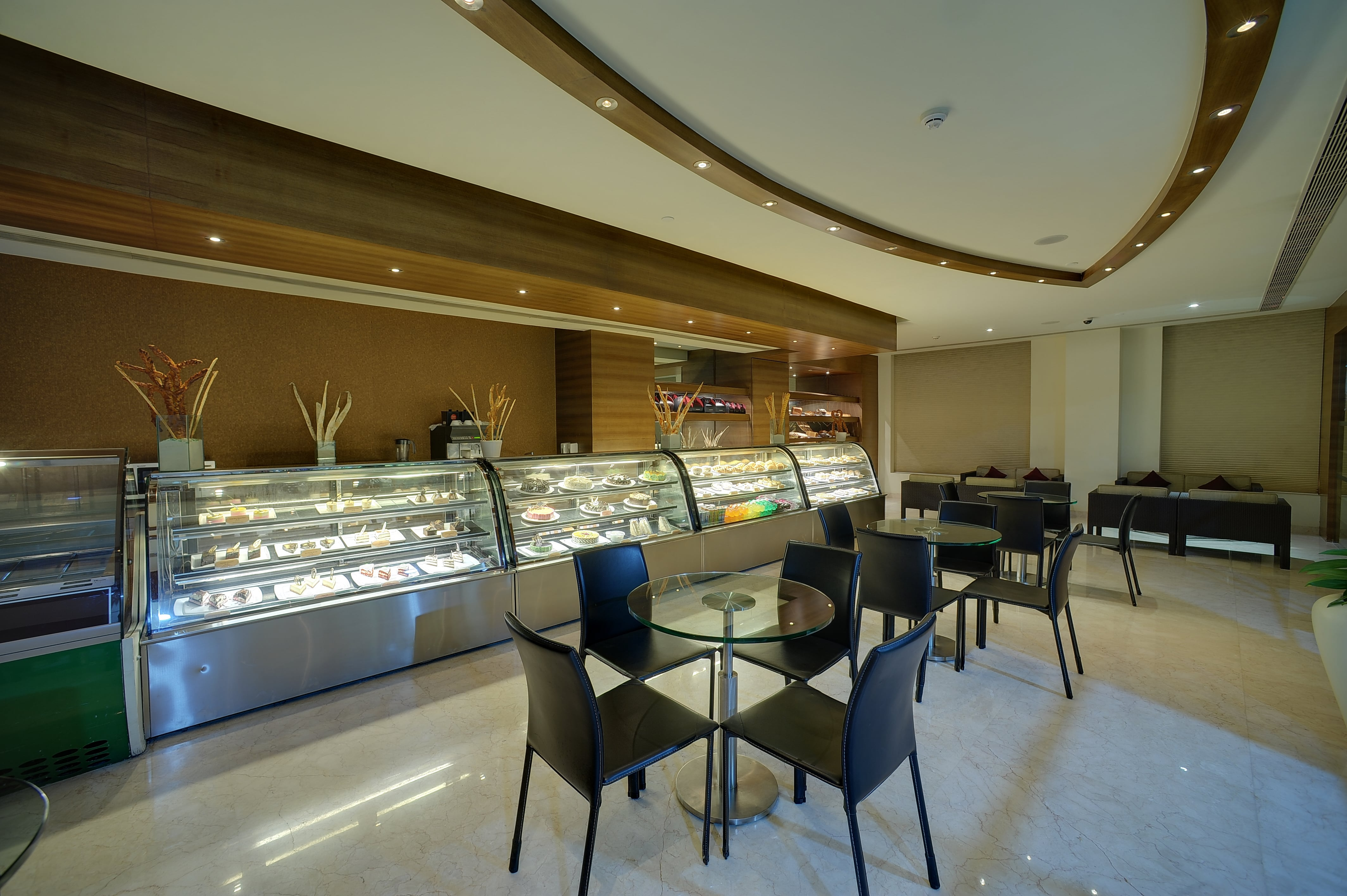 Caramel Bakery at Vivanta Goa, Panaji