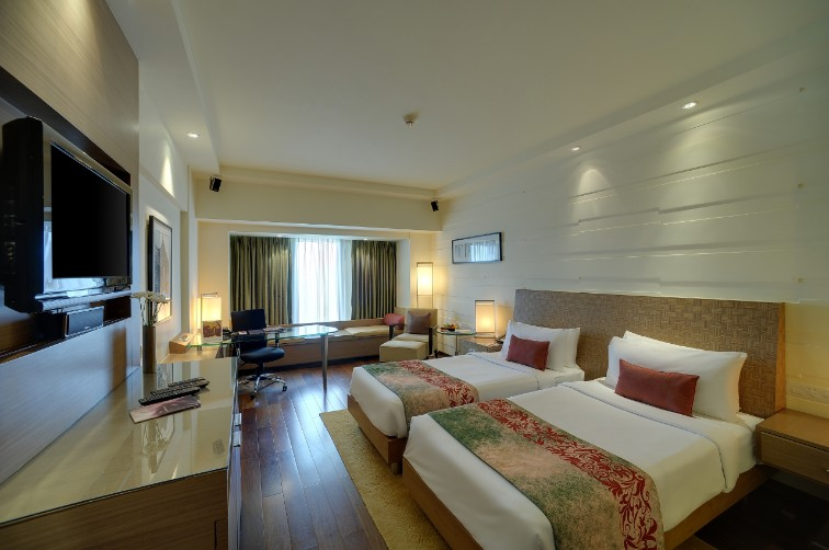 Premium Room City View Twin Bed at Vivanta Goa, Panaji