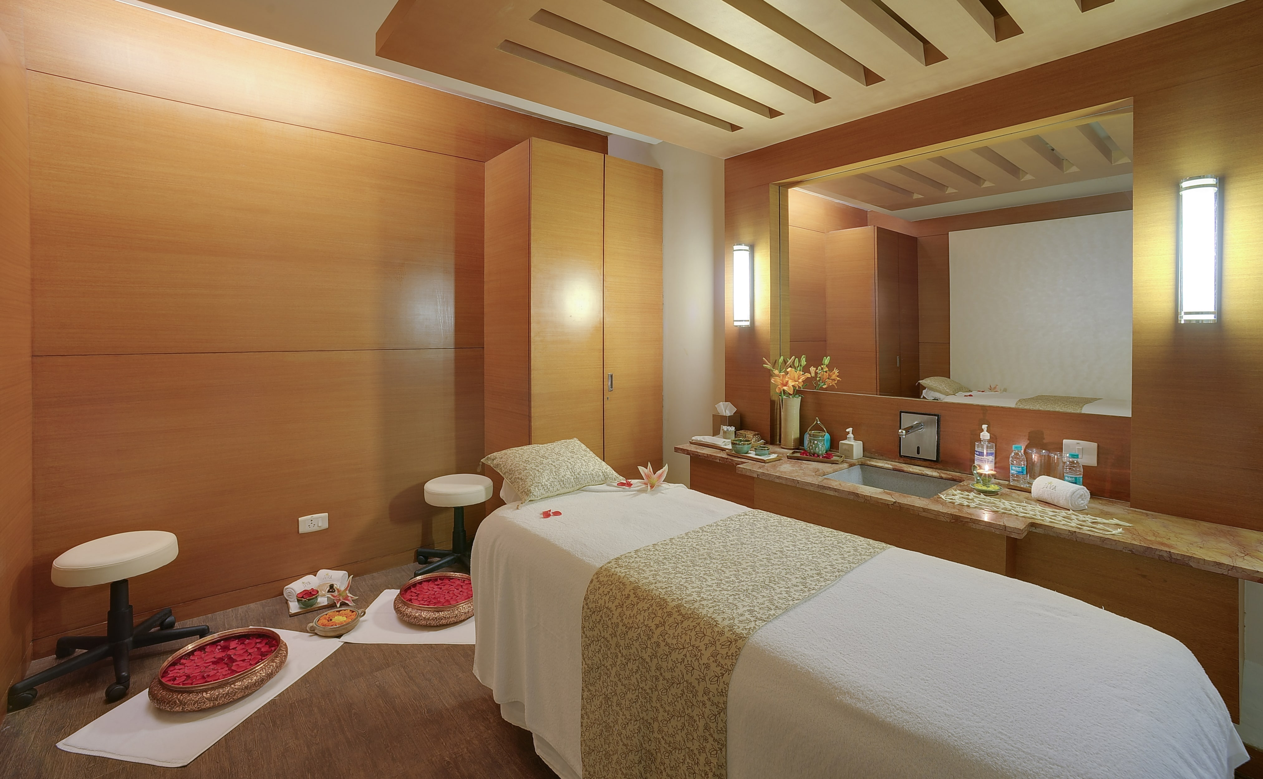 Jiva Spa in Goa at Vivanta Goa, Panaji