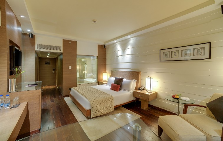 Superior Room City View at Vivanta Goa, Panaji