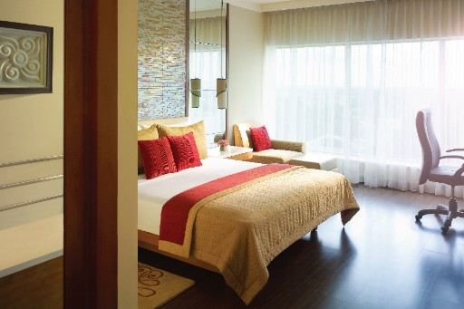 Premium Indulgence Rooms at Vivanta Surya