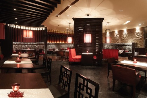 Red Pearl Chinese Restaurant at Vivanta by Taj Surya, Coimbatore