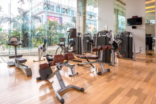 Best Gym in Bangalore at Vivanta Bengaluru, Whitefield