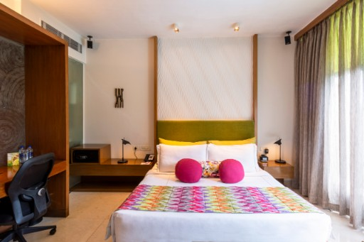 Premium Bedroom at Vivanta Bengaluru, Whitefield