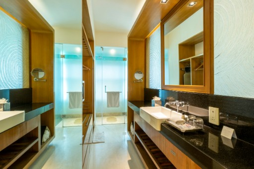 Bathroom at Superior Room at Vivanta Bengaluru, Whitefield