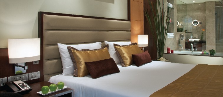 Deluxe Allure Suites at Vivanta by Taj - Begumpet