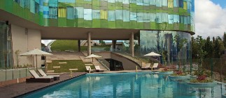 Swimming Pool at Vivanta Bengaluru, Whitefield